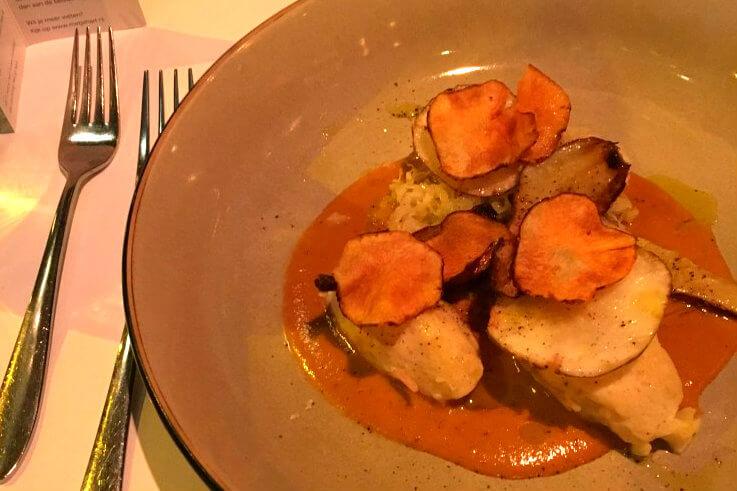 Keuken Van Gastmaal : De keuken van gastmaal in utrecht creatief vegetarisch