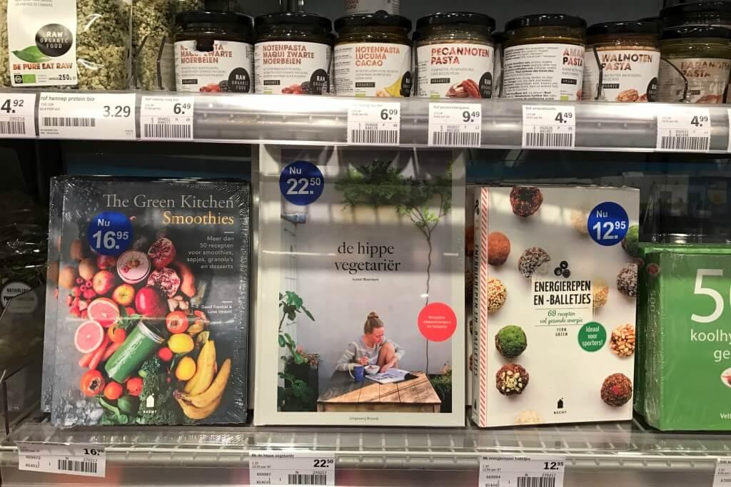 De Hippe Vegetariër in alle Albert Heijn XL-filialen!