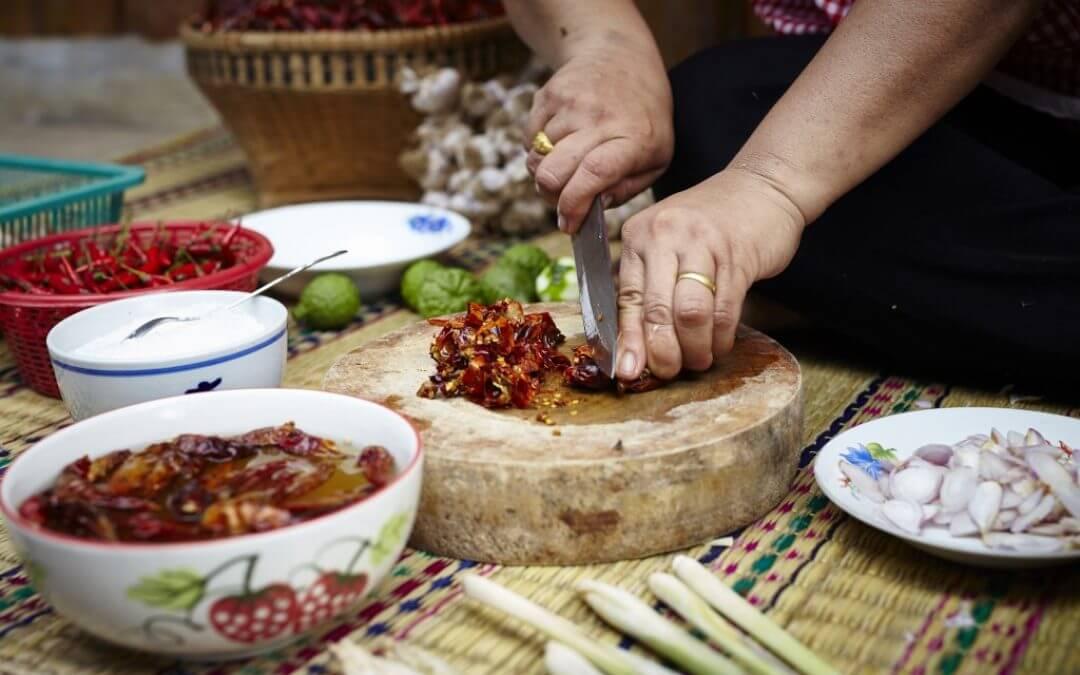 Aziatische kookworkshop met Thaise boerinnen + WINACTIE