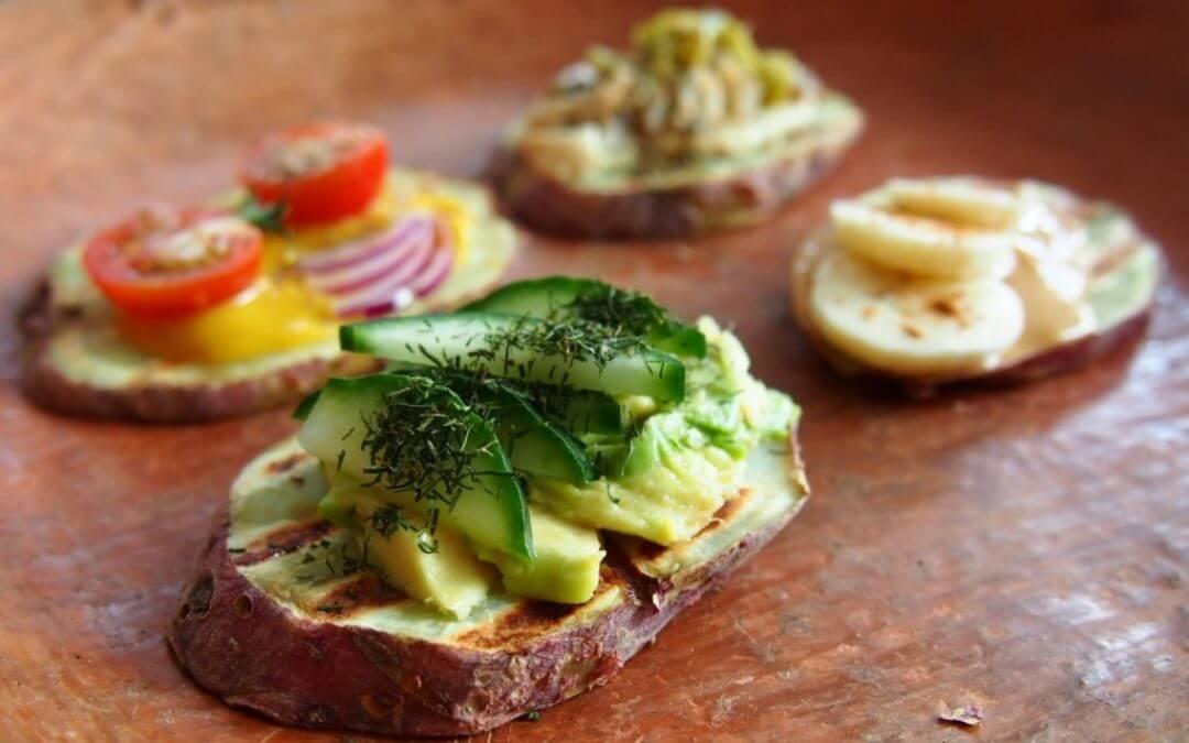 Top 5: recepten met zoete aardappel