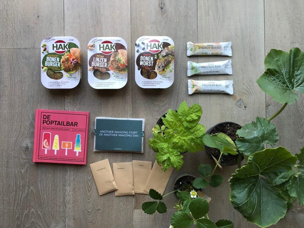 Nieuwe food ontdekkingen van De Hippe Vegetariër