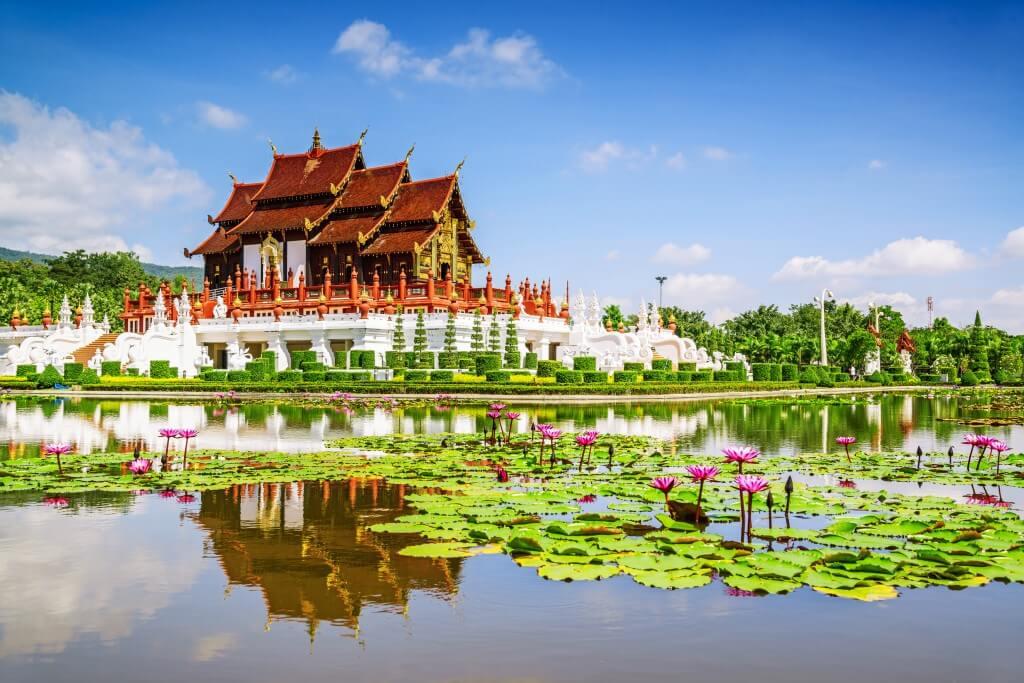 Vegetarische hotspots in Chiang Mai