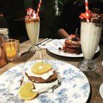 SNCKBR: vegan pancakes & freakshakes