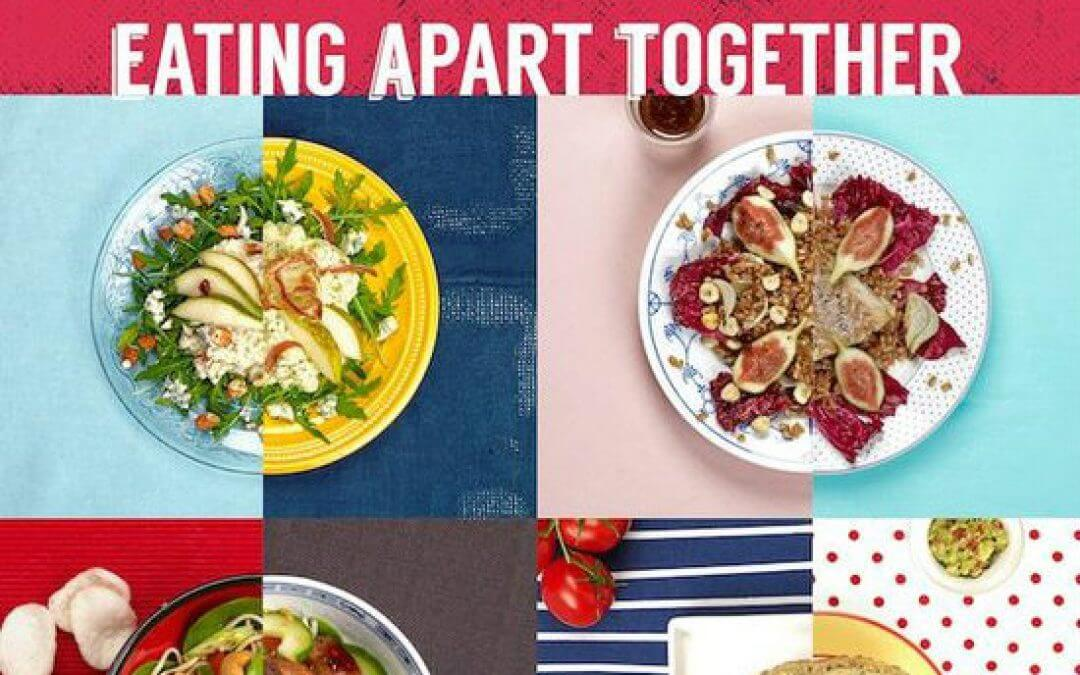 Kookboekrecensie: Eating Apart Together