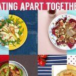 Kookboekrecensie: Eating Apart Together