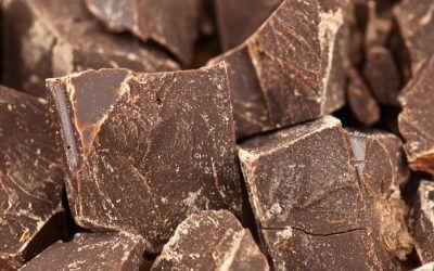 Jouw excuus om veel rauwe chocolade te eten