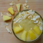 Zomerse smoothie bowl: Ananas en kokos