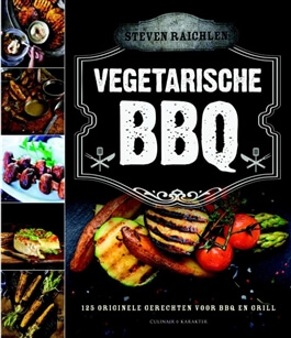 Kookboek review: Vegetarische BBQ - Steven Raichlen