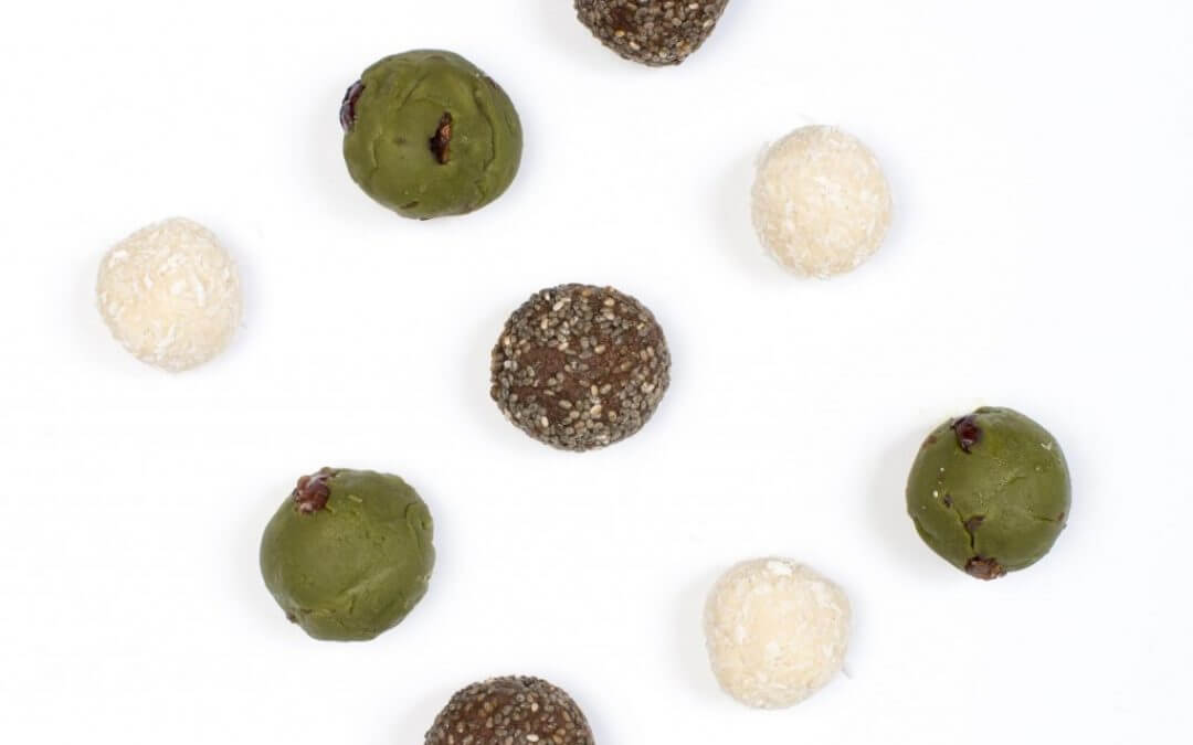 Sportsnack: eiwit-bonbommen voor spierherstel