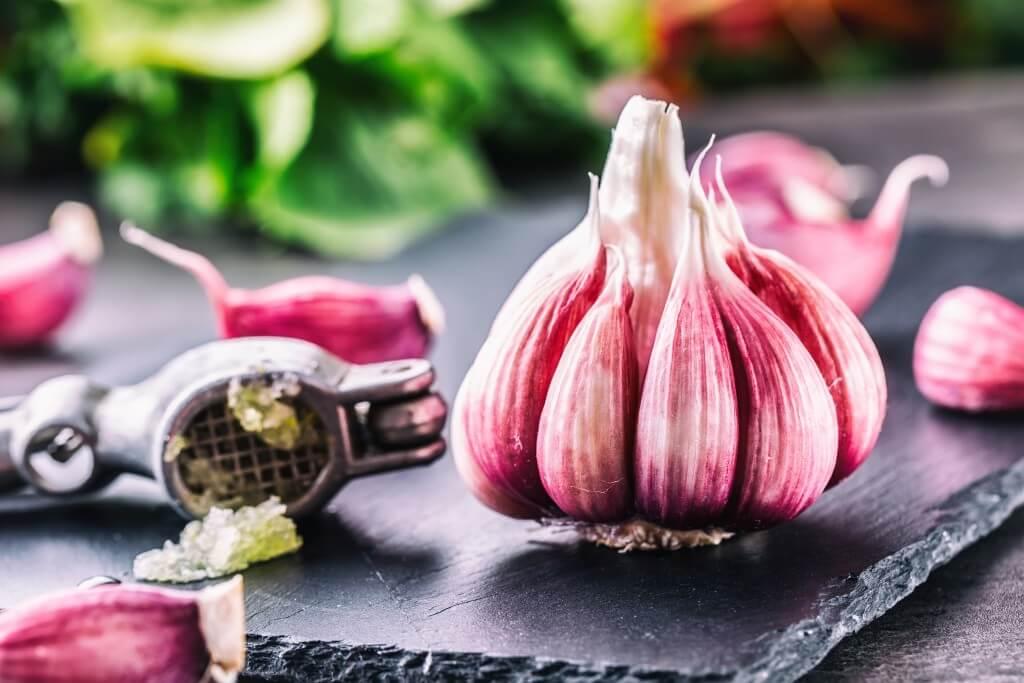 5 redenen waarom knoflook zo gezond is