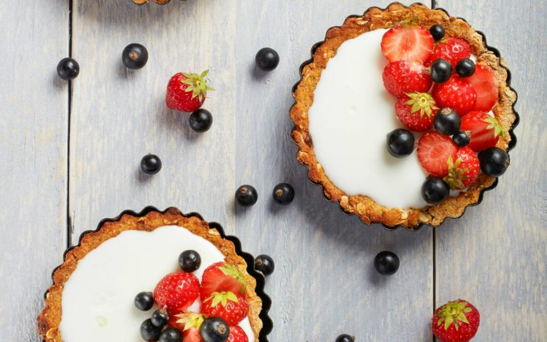 Oh My Pie: zomerse ontbijttaartjes