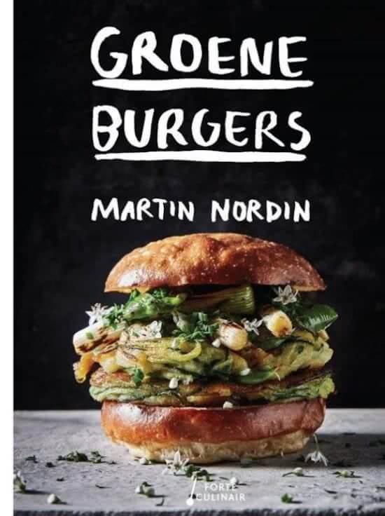 Kookboek recensie: Groene burgers