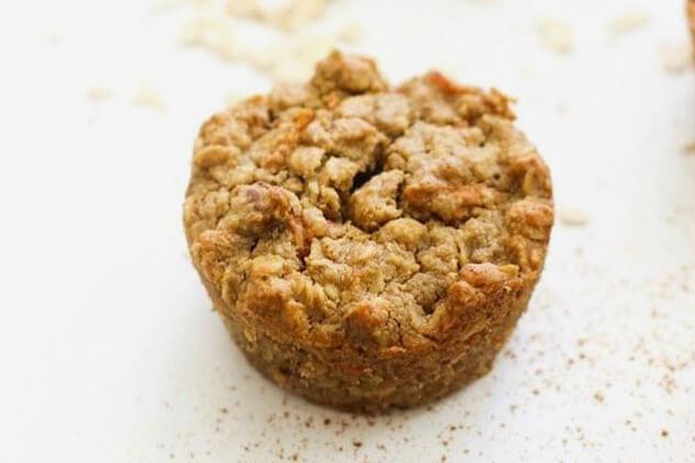 Sportsnack: glutenvrije broodmuffins