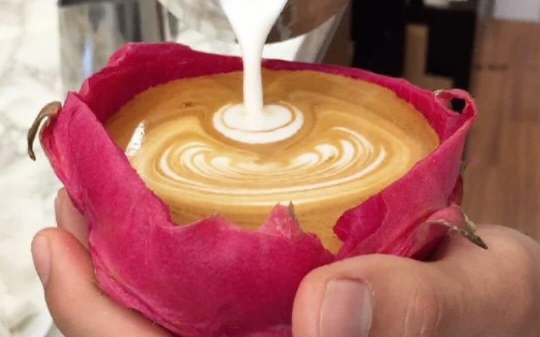 Instagram trend: Hipster Cappuccino