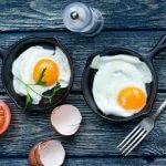 5 x lichte ontbijtjes met ei