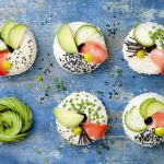 Instagram trend: Sushi donuts
