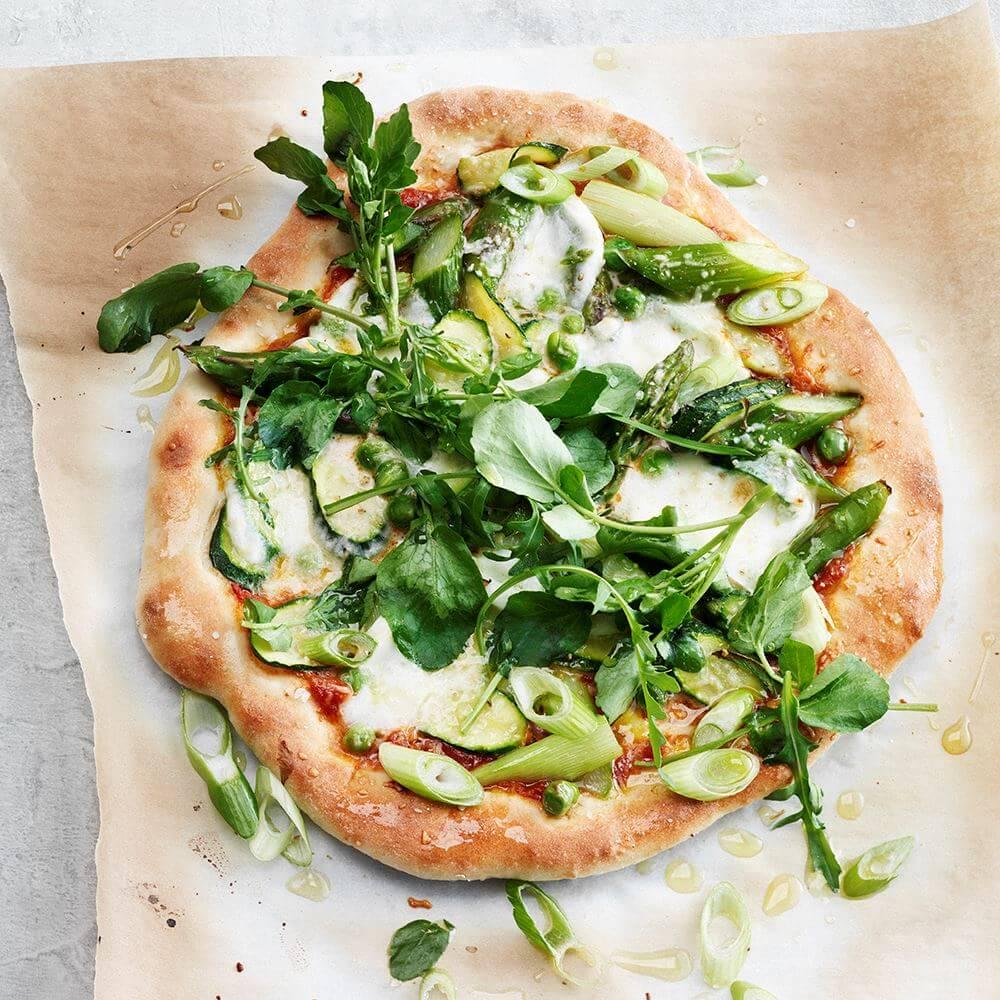 Top 5: pizza recepten