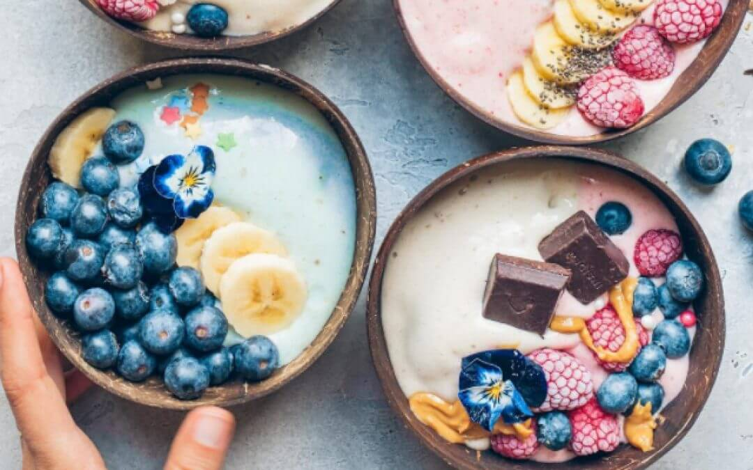 Instagram trend: Bowls of Beauty