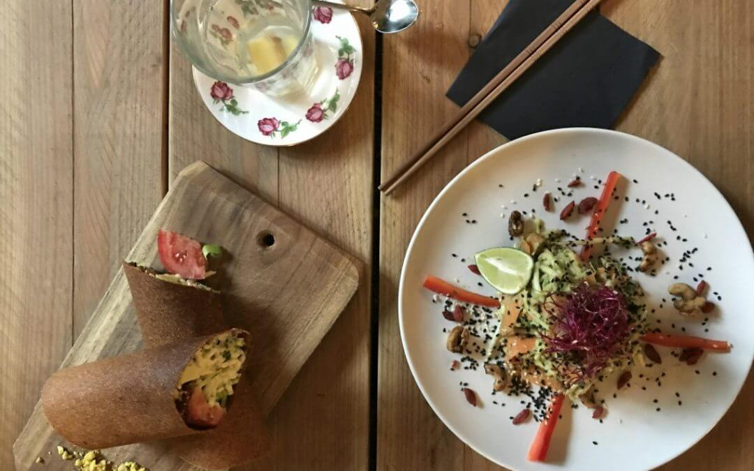 Zest for Life: RAW Food Café