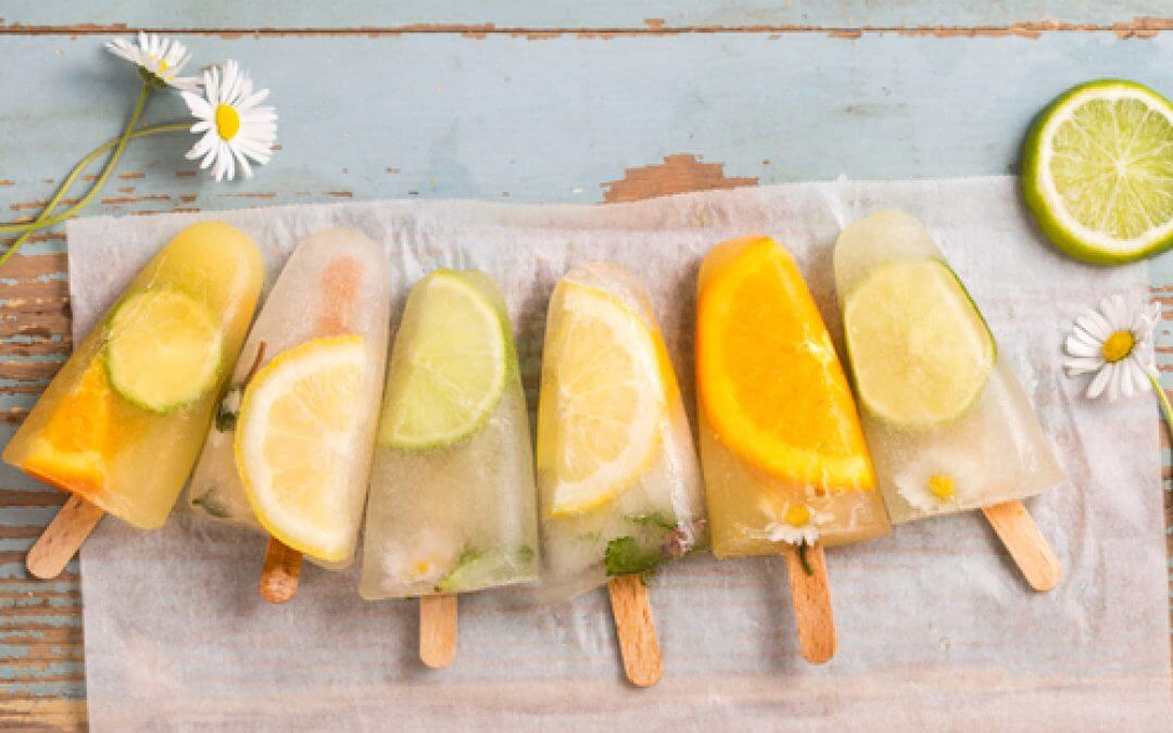 Instagram trend: Boozy ice pops