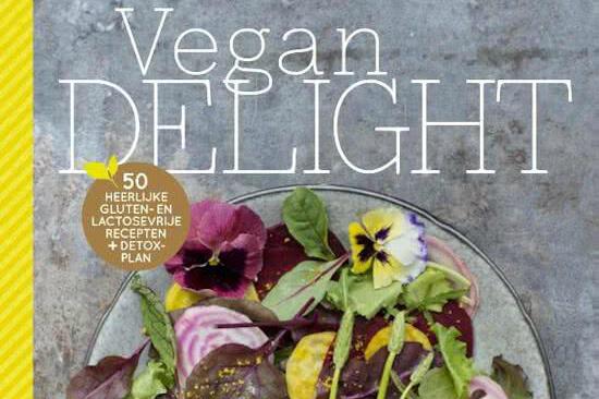 Kookboek recensie vegan delight for Vegan kookboek
