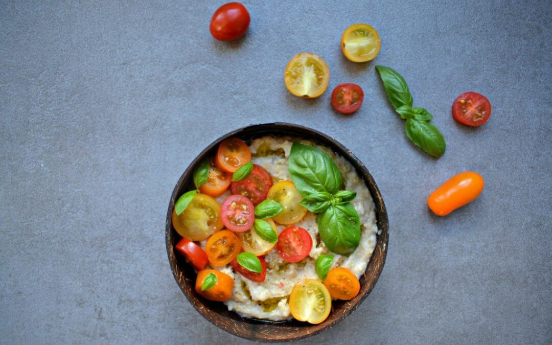 TRENDING: Italian Savoury Oats