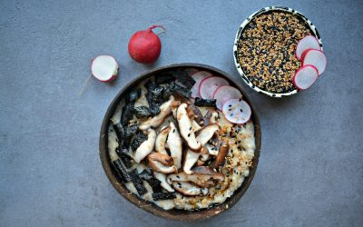 TRENDING: Japanese Savoury Oats