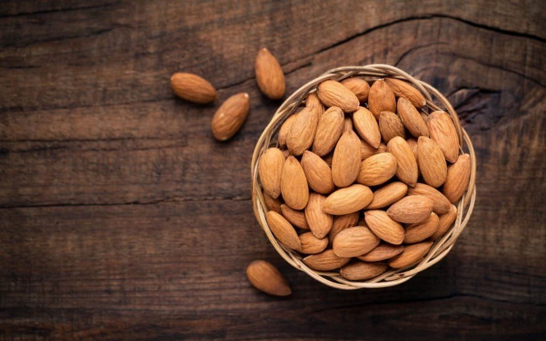 5 slimme manieren om de gezonde amandelen te eten