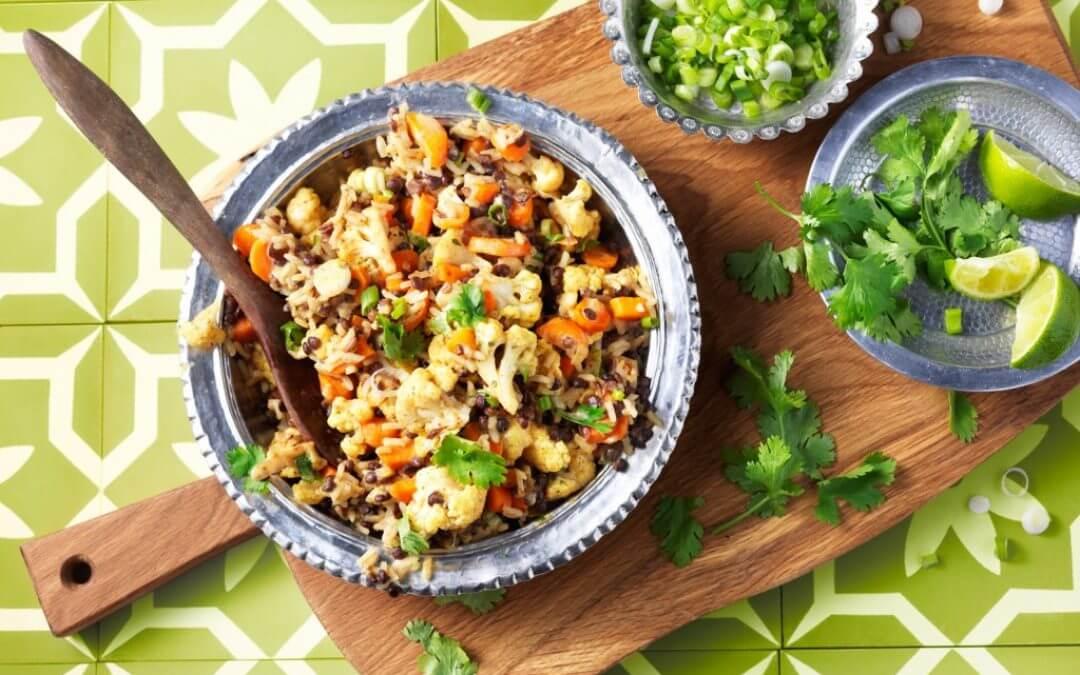 Dagje Geen Vlees: Indiase linzencurry + KOM PROEVEN
