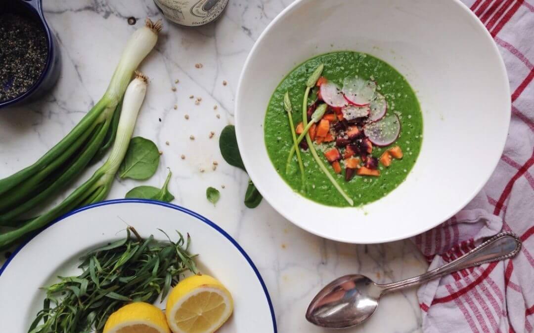 Top 5: recepten met komkommer