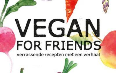 Kookboek recensie: Vegan for friends