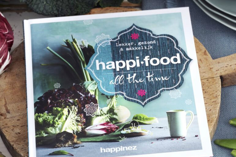 Kookboek recensie: Happi.food – all the time