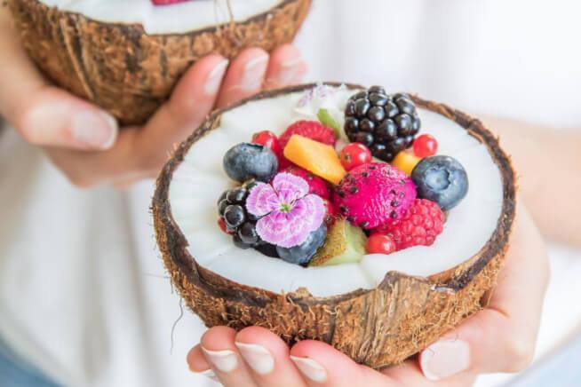 Instagram trend: Tropical Fruit Bowls