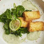 Leafs: Tofu-soldaatjes met Japanse mayonaise