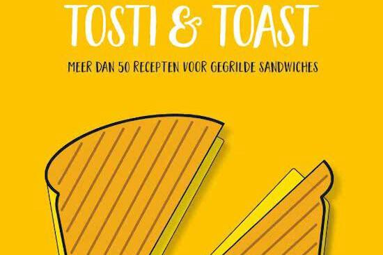 Kookboek recensie: Tosti & Toast + WIN