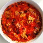 In het seizoen: Lasagne van knolselderij met pompoen