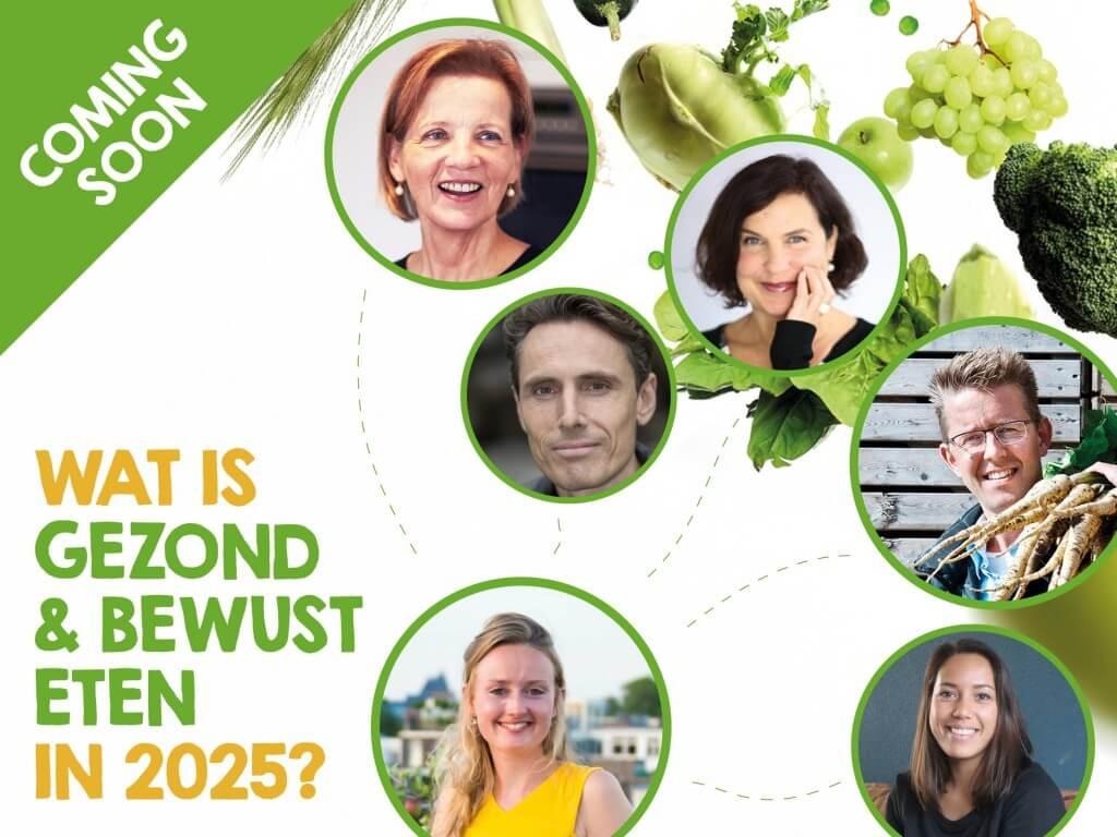 Wat is gezond & bewust eten in 2025?