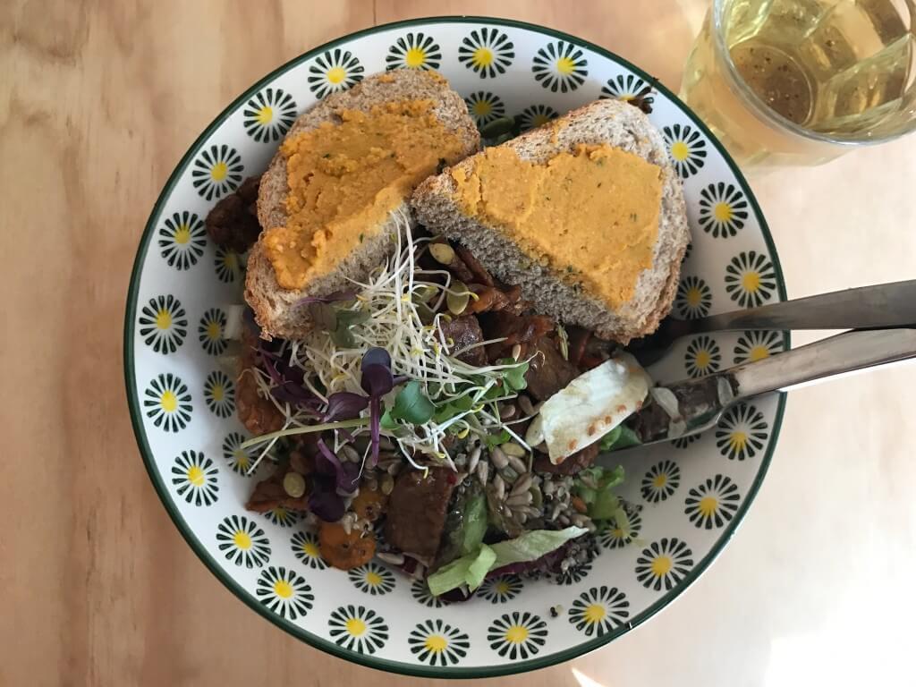 The Happiness Café: gezond genieten in Eindhoven