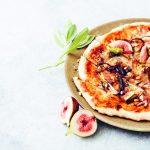 Italia al Pomodoro: Pizza met vijgen en gorgonzola