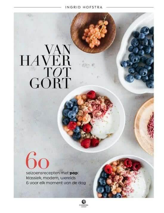 Kookboek recensie: Van haver tot gort