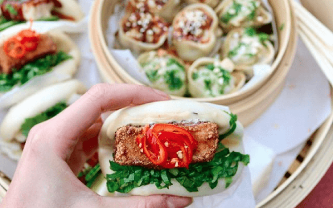 Instagram trend: Steamed buns