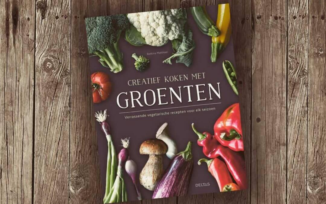 Kookboek: Creatief koken met groenten