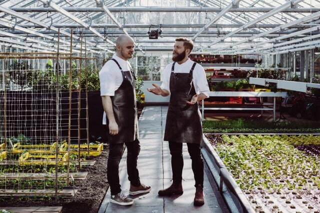Interview met Jos Timmer chefkok van restaurant De Kas
