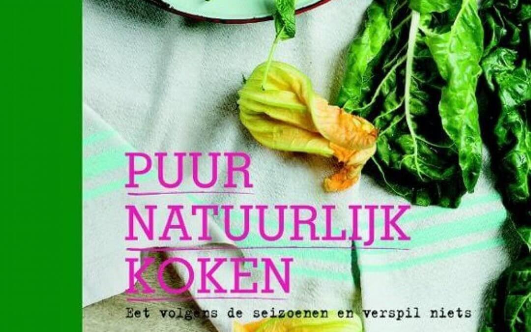 Kookboek: Puur natuurlijk koken