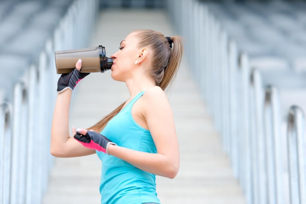 Sport eiwitten: alles over whey