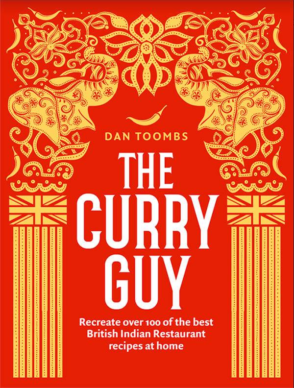 Kookboek recensie: The Curry Guy