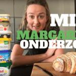 VIDEO: Mijn margarine onderzoek