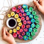 Instagram trend: Rainbow sushi