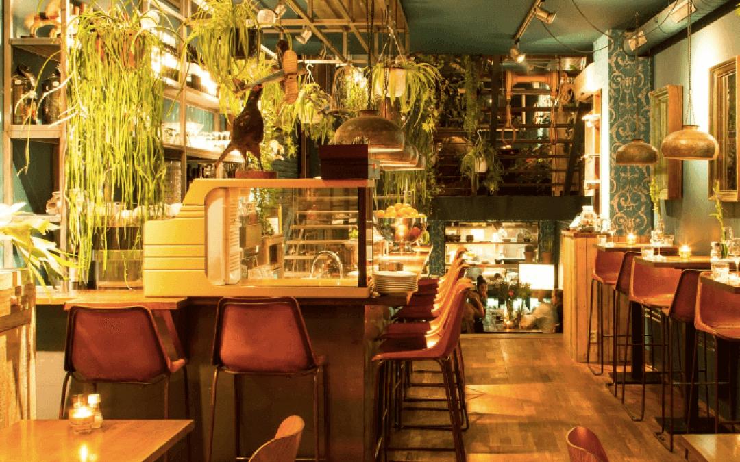 Luc.: oase van groen in hartje Utrecht
