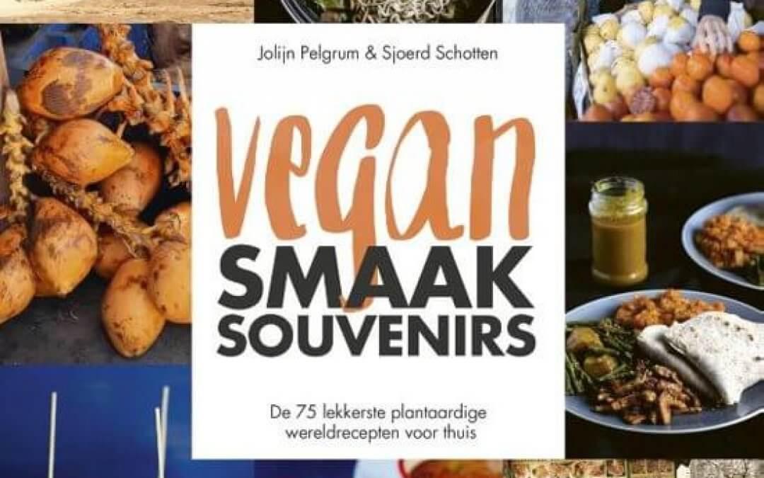 Kookboek vegan smaaksouvenirs for Vegan kookboek